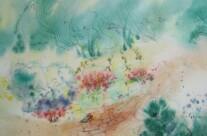 Provence 2013 (Aquarell)